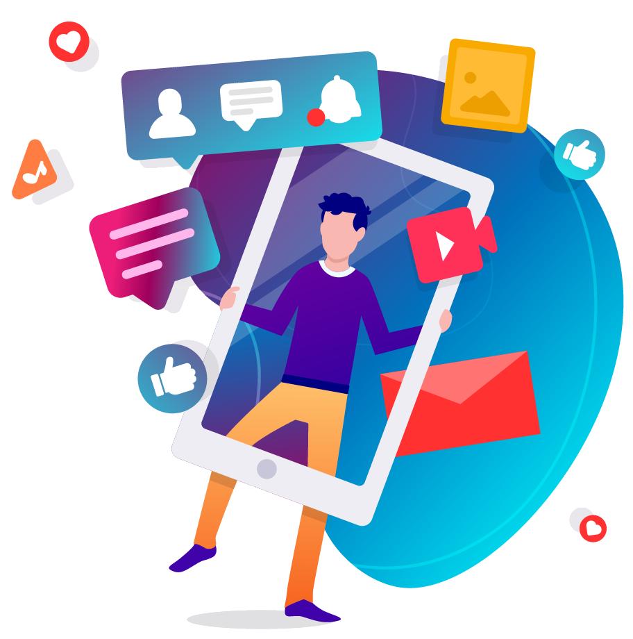 Digital Services Social Media Marketing
